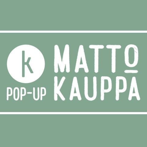 Matto pop-up kauppa