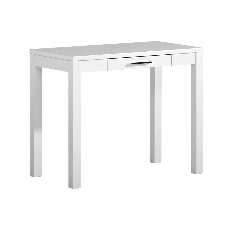 Työpöytä Oxford 76.5x101.6x40 cm valkoinen